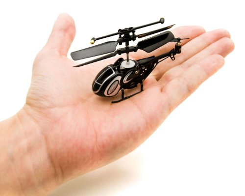 Micro Mosquito - Super Gyro 3ch R/C Infrared RC Helicopter by Kyosho