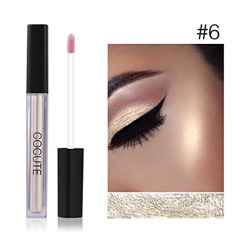Shimmer Liquid Highlighter Concealer Stick Waterproof Easy To Wear Face Contouring Stick Makeup Highlighters
