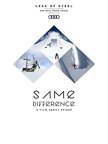 Alpine Steel Skis - Same Difference