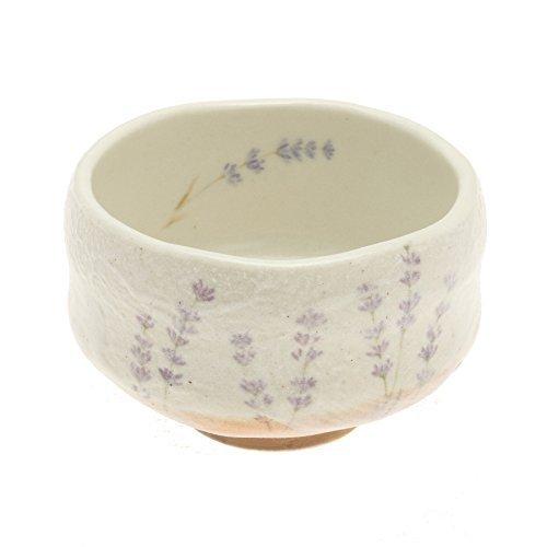 Japanese Matcha Bowl (Chawan) / Cute Size / Japanese Lavender