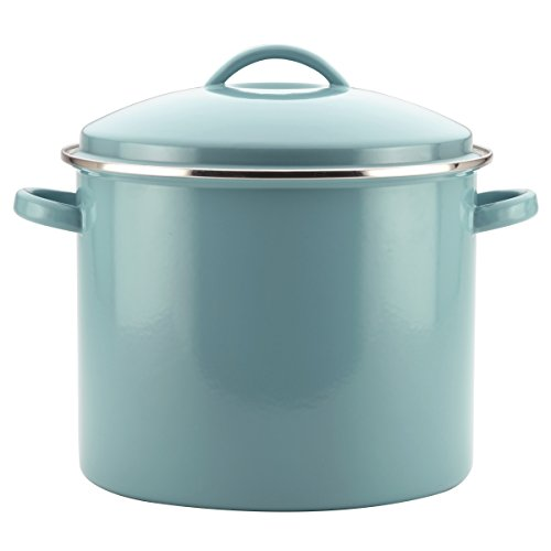 12 qt cast iron stock pot - 8
