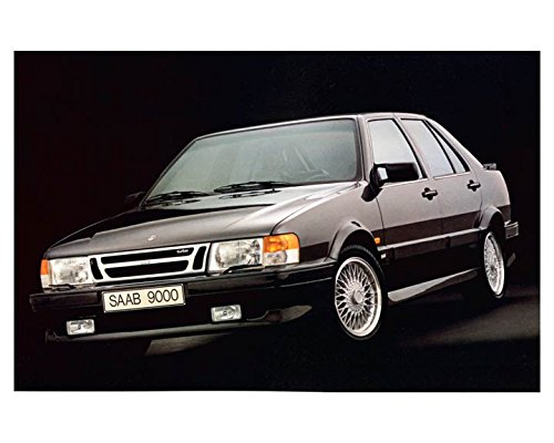 1988 Saab 9000 Turbo Factory Photo