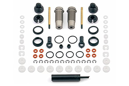 Team Associated 9606 .89 Threaded Shock Kit Front B4 Vehicle Part (Associated Threaded Shock)