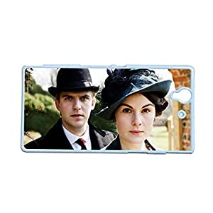 Generic For Sony Xperia Z Printed Downton Abbey For Women Nice Pc Shells