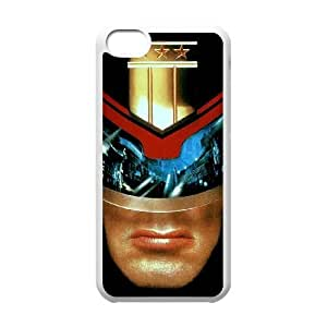 iphone5c phone cases White Judge Dredd cell phone cases Beautiful gifts PYSY9377287