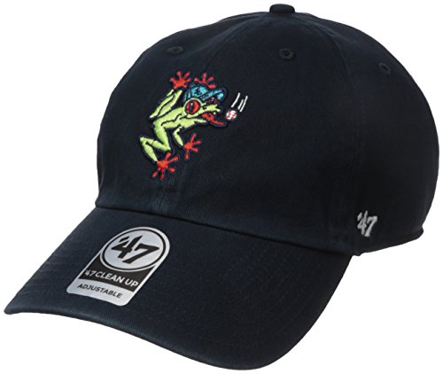 '47 Minor League Baseball Everett Aquasox Clean Up Adjustable Hat, Navy, One Size