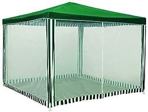 Wolder Brico Carpa mosquitera Desmontable Verde 3 x 3 x 2.4 m