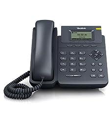 Yealink Yealink Enterprise Ip Phone With 1 Line