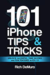 101 iPhone Tips &Tricks is the key that will help you unlock the most useful features on your phone!              It's written in a way you can actually understand and completely up to date for iOS 13. You'll learn about ...