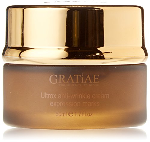 Gratiae Organics Ultrox Expression Marks Anti Wrinkle Cream, 1.7 (F22 Boot)