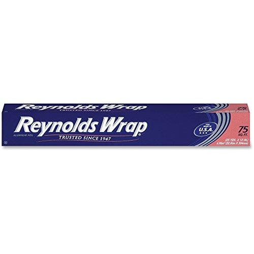 - Reynolds F28015 Standard Aluminum Foil Roll 12