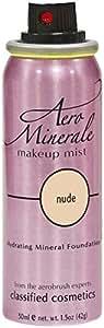 Aero Minerale Makeup Mist - Nude - 1.5 oz