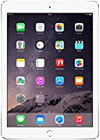 Apple iPad Air 2 A1566 Wi-Fi Silver - 64GB, 9.7""