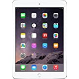Apple iPad Air 2 MH2N2LL/A (64GB, Wi-Fi + Cellular, Silver)