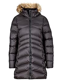 Marmot Montreal Women's Knee-Length Down Puffer Coat