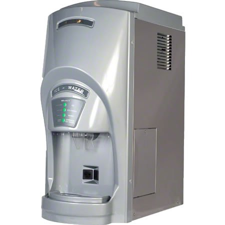 Ice-O-Matic GEMD270 273 lb Pearl Ice Machine and Water Dispenser