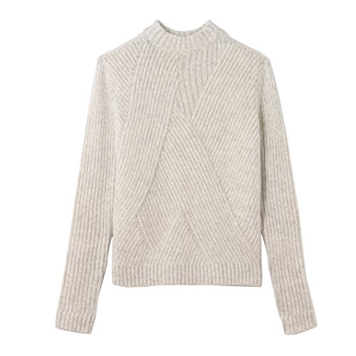 tom-tailor-womens-cropped-knit-jumper-sweater-beige-size-l