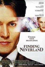 Finding Neverland Johnny Depp New Movie Poster Original