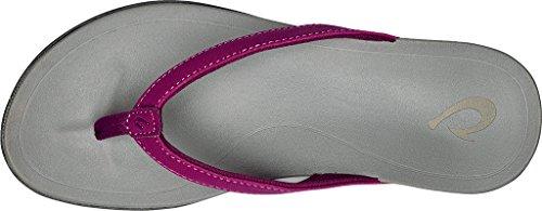 Olukai HO opio–Sandalia Mujer Magenta Purple/Cooler Grey