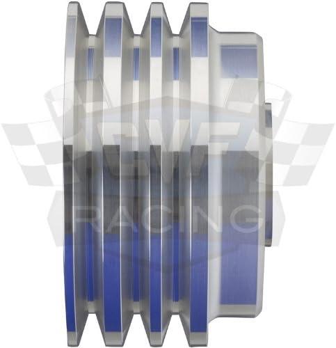 Big Block Chevy Crankshaft Pulley Long Water Pump 396 427 454 V-Belt