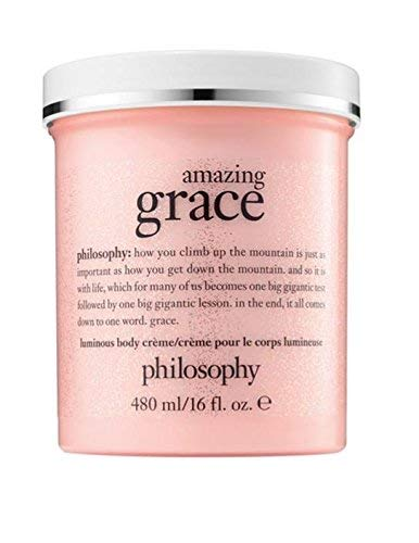 Philosophy Luminous Body Creme Cream 16 oz. (Amazing Grace)