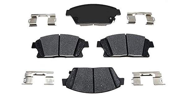 Raybestos MGD902MH Reliant Brake Pad Set 1 Pack