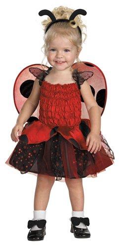 Baby Ladybug Costume: Toddler's Size