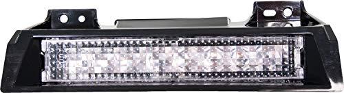 (APDTY 141568 Rear High Mount Center 3rd Third Brake Light LED Lamp Assembly )