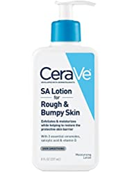 CeraVe Renewing SA Lotion | 8 Ounce | Salicylic Acid...