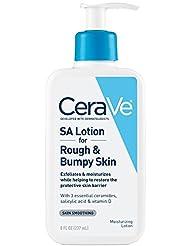 CeraVe Renewing SA Lotion 8 oz Salicylic Acid Body Moisturize...