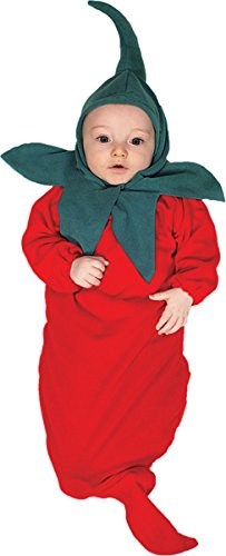 Morris Costumes Little Girls Chili Pepper Bunting Costume,