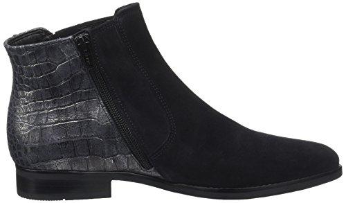 Gabor Dames Mode Laarzen Blauw (donker Blauw / Bluemicr)