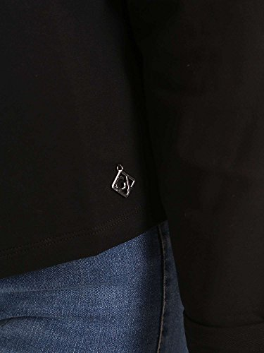 Gaudi jeans 721BD64033 Felpa Donna Nero Xs