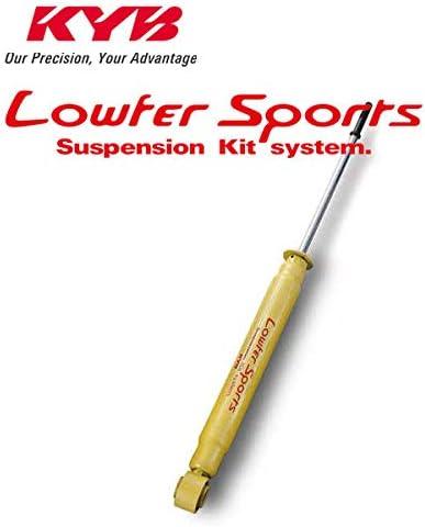 KYB カヤバ ショックアブソーバー ローファースポーツ リア 1本 アコードツアラー CW1 08/12~ R20A FF 全グレード