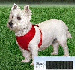 Coastal  Comfort Soft Adjustable Dog Dog Harness – Black Small For Dogs 11-18 lbs, My Pet Supplies