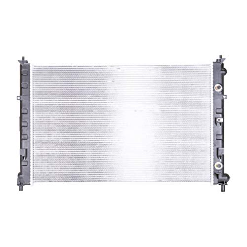 (INSTEN 2768 Compatible with 02-05 Mazda MPV (Van) Mazda MPV 1-Row Plastic Aluminum Replacement Radiator by TYC)