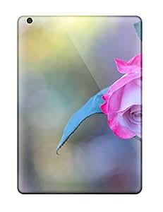 4827294K54475046 TashaEliseSawyer Fashion Protective Rose Bud - Author Unknown Case Cover For Ipad Air