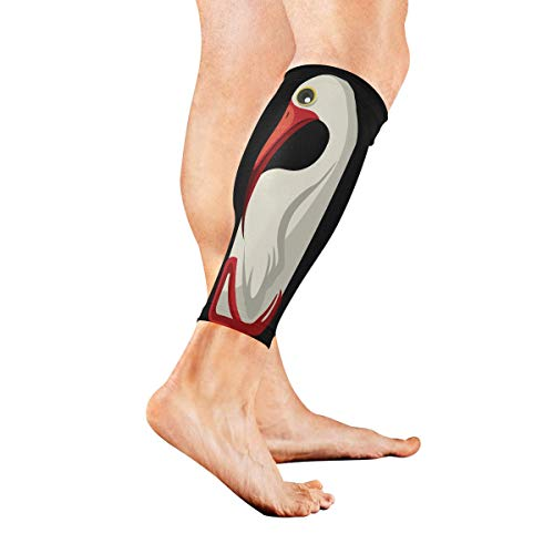 KMAND Leg Sleeve Letter I for Ibis Compression Socks for sale  Delivered anywhere in USA