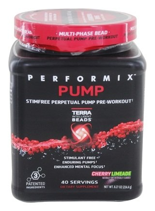 Performix PUMP - Cherry Limeade 234.4 g