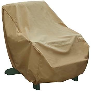 Seasons Sentry CVP01434 Adirondack Chair Cover, Sand