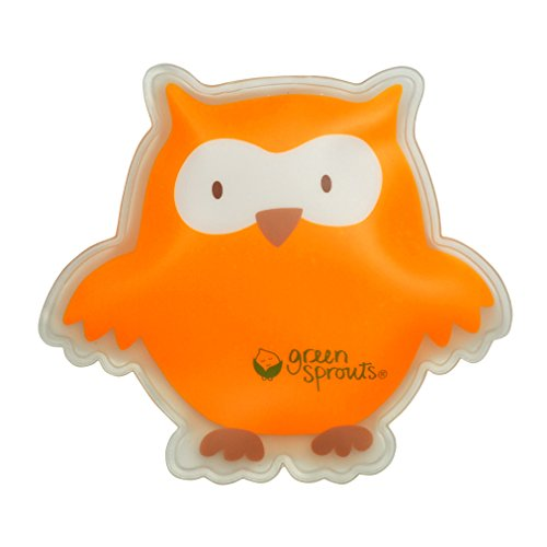 green sprouts Cool Calm Press, Owl