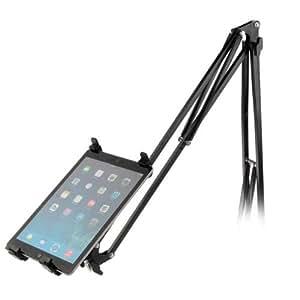 Soporte para tablet m vil brazo extensible ajustable cama - Soporte tablet cama ...