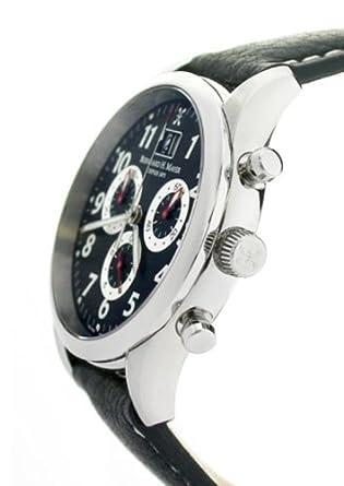 Amazon.com: Bernhard H. Mayer - Apollo Chronograph - Classic Watch: Watches