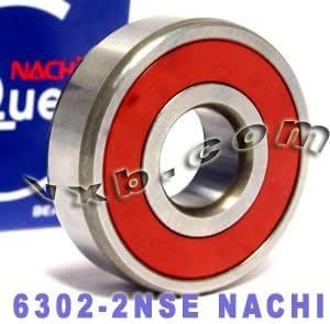 6302 Nachi Bearing Open C3 Japan 15x42x13 Ball Bearings