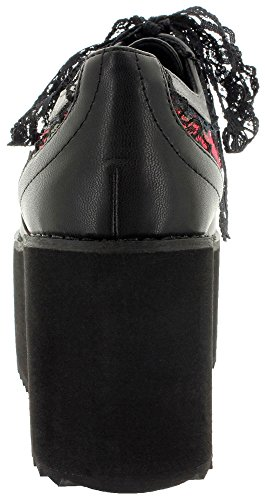 Pour Banned Baskets Banned Baskets Tartan Femme gq08nwF