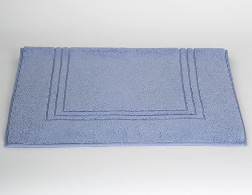 TowelSelections Blossom Collection Soft Towels 100% Turkish Cotton Eventide Bath Mat (56 Mat)