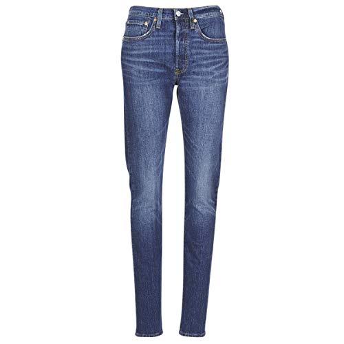 Levi's - Jeans - Femme Bleu Bleu