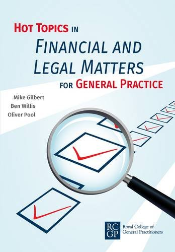 Hot Topics in Financial and Legal Matters for General Practice pdf