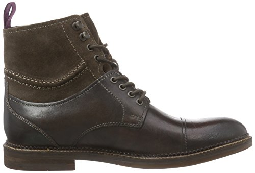 Stivali Stivali Clarks Clarks Clarks Peak Brown Leather Marrone Bushwick Uomo E11xRZq