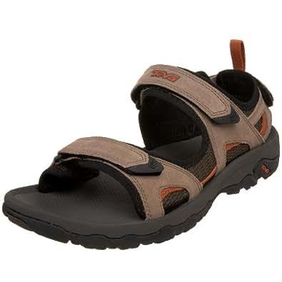 Teva Men's Katavi Outdoor Sandal,Walnut,7 M US